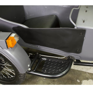 Magnetic Sidecar Door