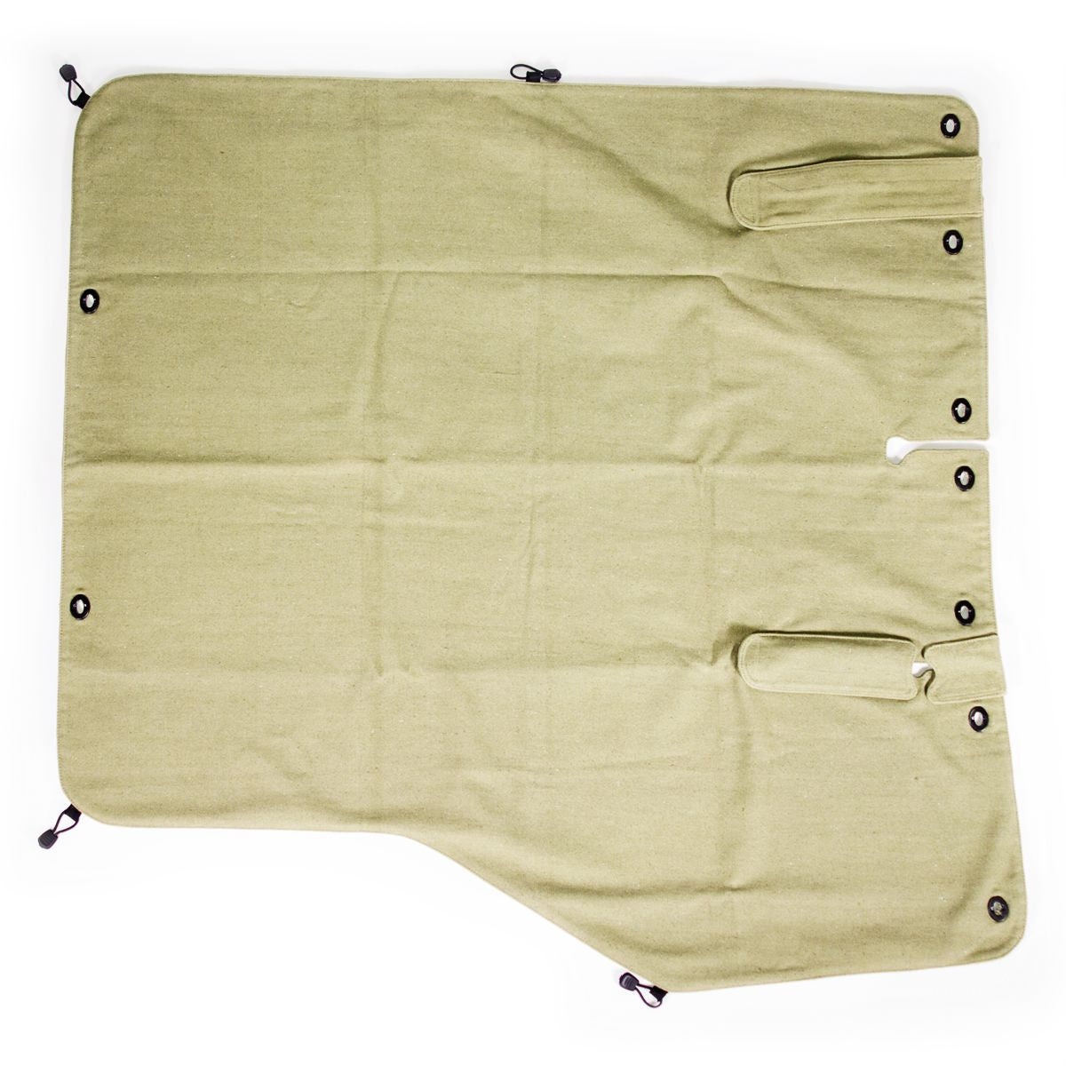 Army Green Canvas Tonneau Cover