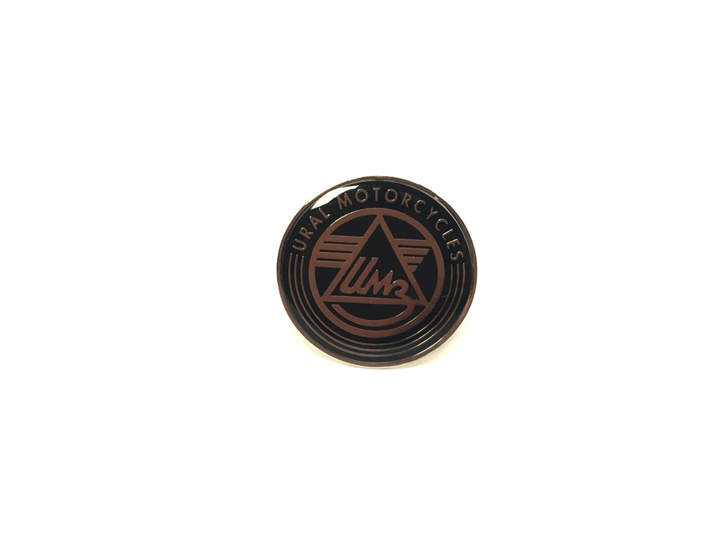 Ural Pin Black