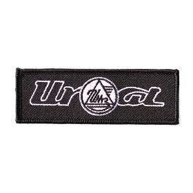 Ural Logo Patch Black/White