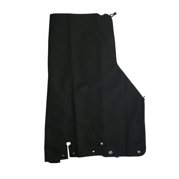 Black Cordura Tonneau Cover