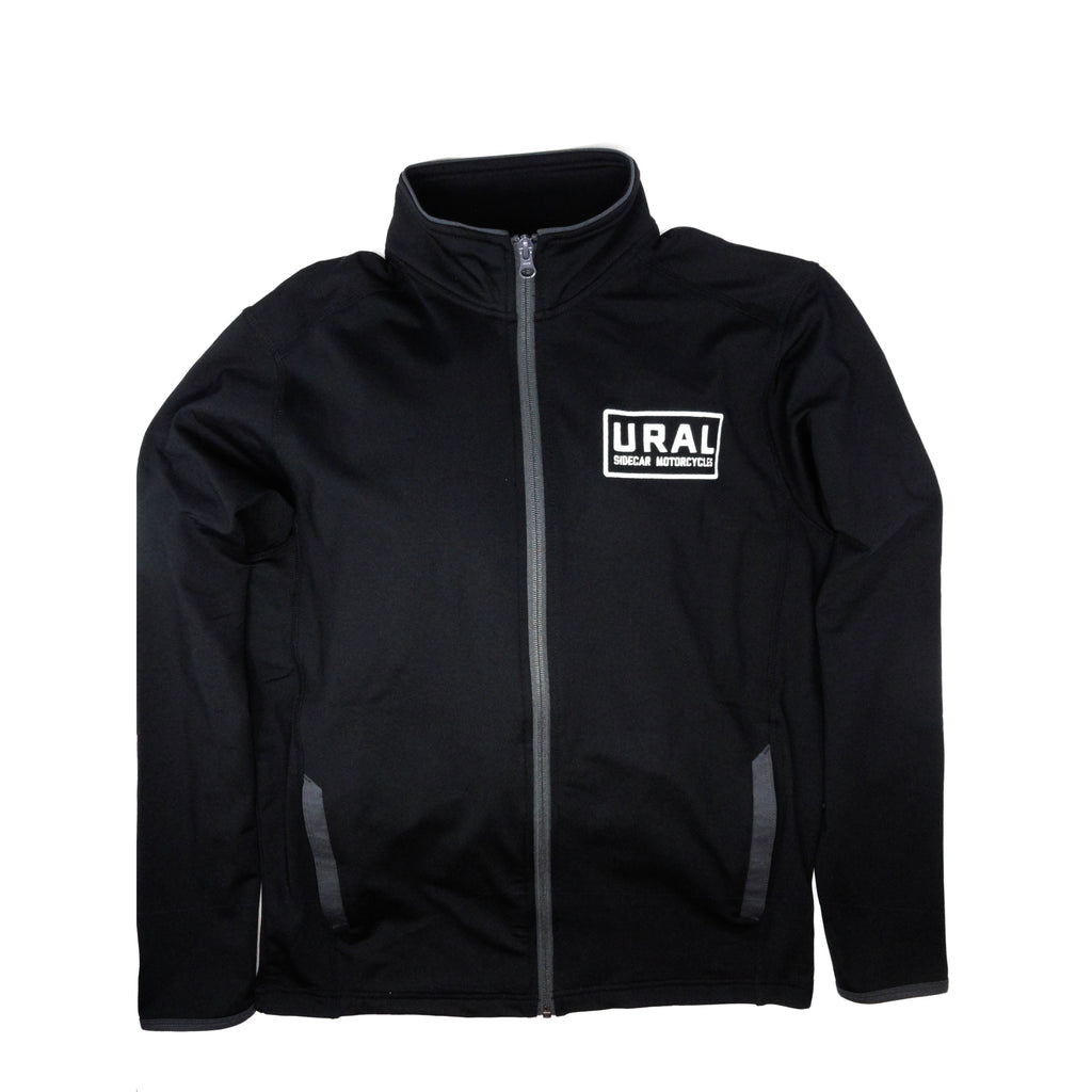 URAL Text Badge Sport-Wick Jacket Mens