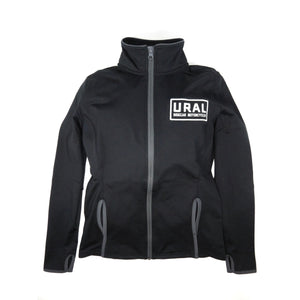 URAL Text Badge Sport-Wick Jacket Womens