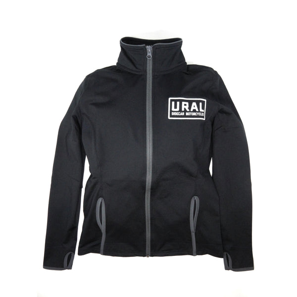 Ladies URAL Badge Sport-Wick Jacket