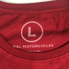 Ladies T-Shirt Logo Red