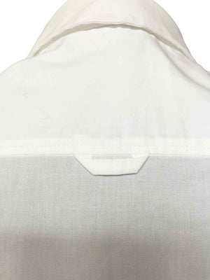 Perfect White stretch poplin blouse by Atelieri - ATELIERI