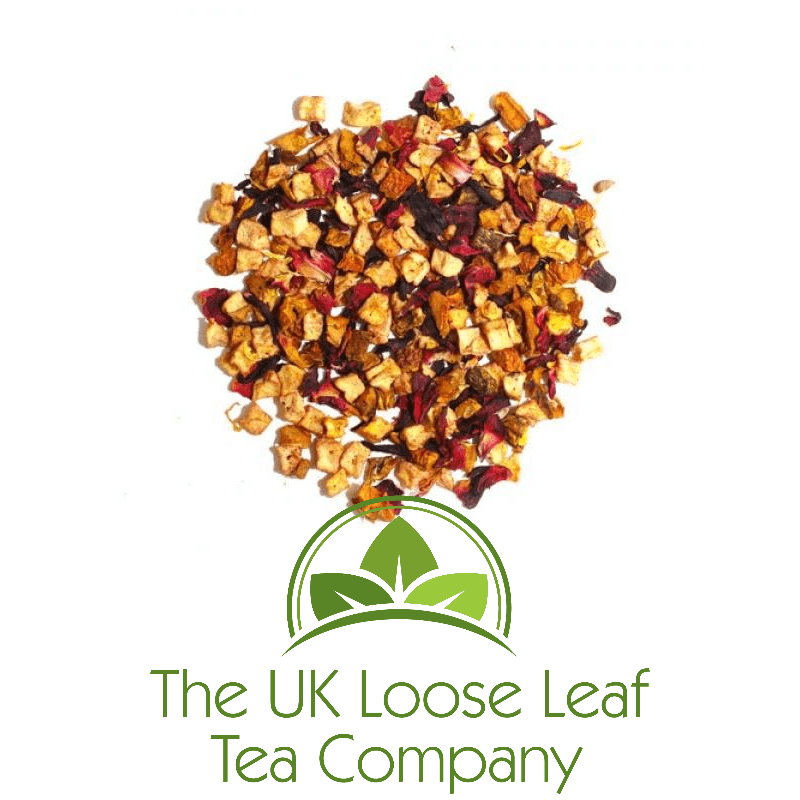 The UK Loose Leaf Tea Company: Peach Garden