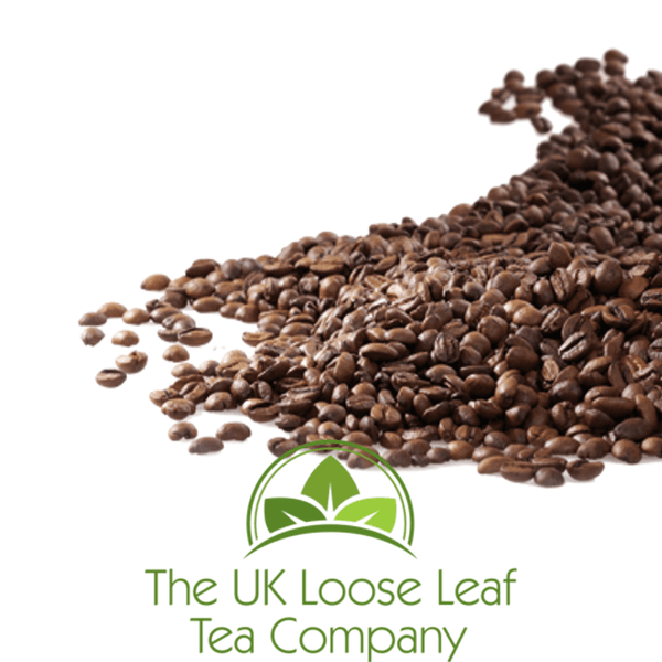 Caramel Roast Coffee Beans - The UK Loose Leaf Tea Company