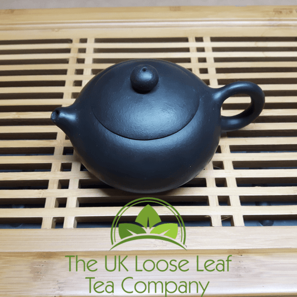 200ml Yixing Purple Clay Teapot - The UK Loose Leaf Tea Company