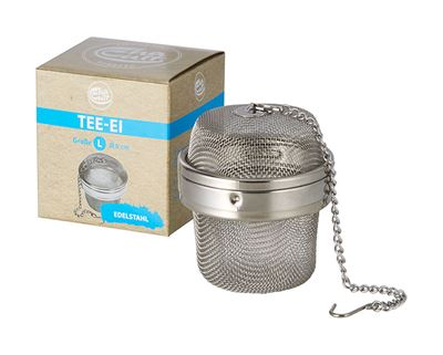 Large Egg Tea Infuser 60mm
