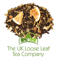 Pu Erh with Orange and Lemon Tea - The UK Loose Leaf Tea Company