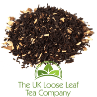 Liquorice Black Tea - The UK Loose Leaf Tea Company