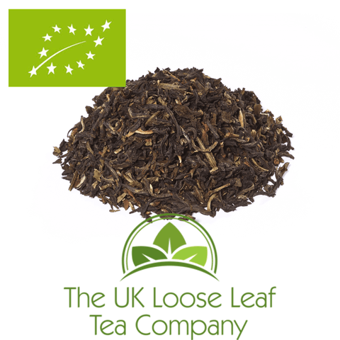 Smoky Russian Caravan Organic Tea - The UK Loose Leaf Tea Company