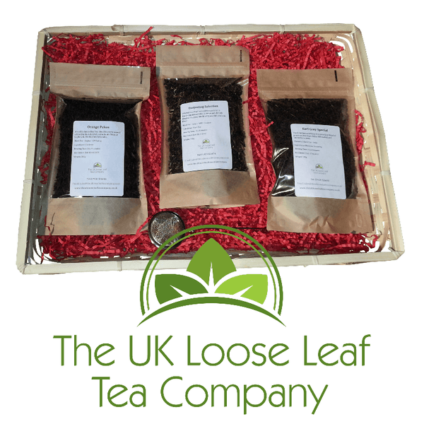 Black Tea Basket - The UK Loose Leaf Tea Company