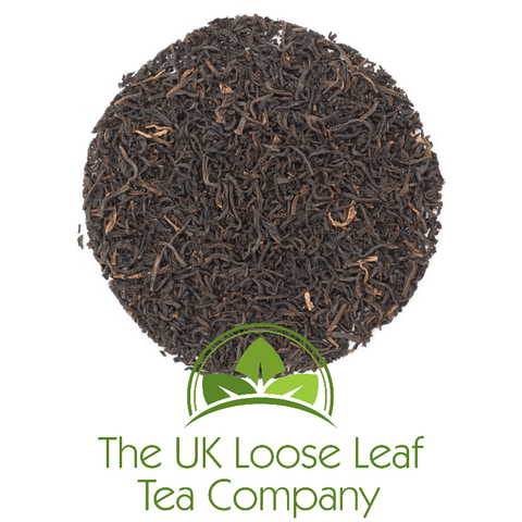 English Afternoon Decaffeinated Black Tea - The UK Loose Leaf Tea Company Ltd