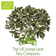 China White Snow Dragon Organic Tea - The UK Loose Leaf Tea Company