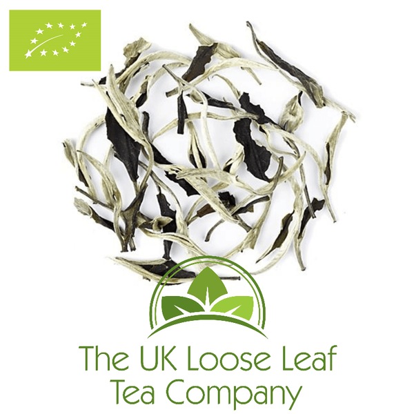 China Yunnan Moonlight Organic Tea - The UK Loose Leaf Tea Company
