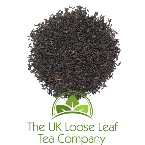 Chocolate and Cream Black Tea - The UK Loose Leaf Tea Company