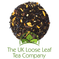 Christmas Cake Black Tea - The UK Loose Leaf Tea Company
