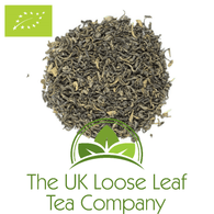 Chun Mee Organic Green Tea - The UK Loose Leaf Tea Company