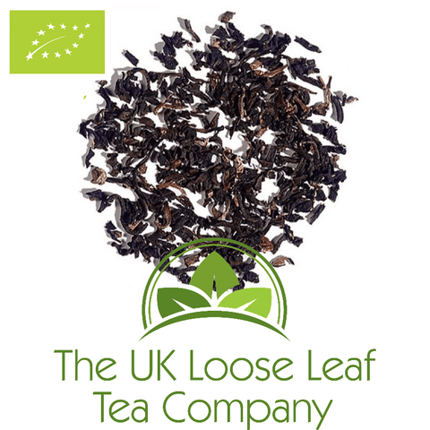 Classic Earl Grey Organic Tea - The UK Loose Leaf Tea Company