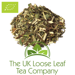 Classic Green Tea Detox Organic - The UK Loose Leaf Tea Company