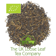 Darjeeling Ambootia Organic Tea ~ Spring ~ FTGFOP1 - The UK Loose Leaf Tea Company