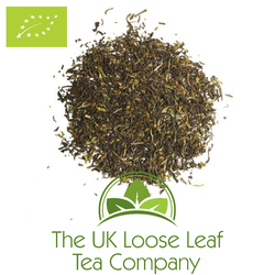 Darjeeling Badamtam First Flush Organic Tea - The UK Loose Leaf Tea Company