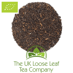 Darjeeling Summer Gold Organic Tea - The UK Loose Leaf Tea Company