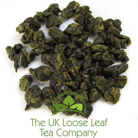 Dong Ding Oolong Tea - The UK Loose Leaf Tea Company