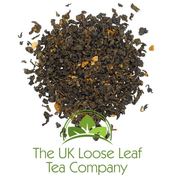 Dragon Fire Oolong Tea - The UK Loose Leaf Tea Company
