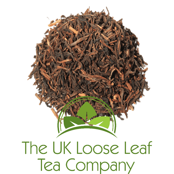 Earl Grey Black Decaffeinated Tea - The UK Loose Leaf Tea Company
