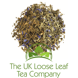 Earl Grey Green Sencha Decaffeinated Tea - The UK Loose Leaf Tea Company