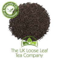 English Breakfast Decaffeinated Tea - The UK Loose Leaf Tea Company