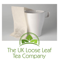 Extra Large Empty Tea Bag - The UK Loose Leaf Tea Company