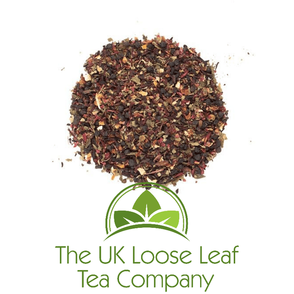 Fiery Cherry Flavoured Fruit Infusion - The UK Loose Leaf Tea Company