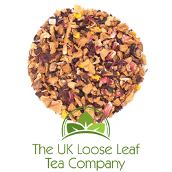 Fit & Fruit - Wellness Tea - The UK Loose Leaf Tea Company