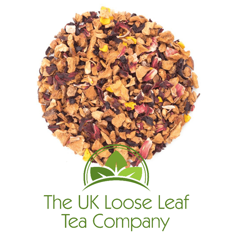 Fit & Fruit - Wellness Tea - The UK Loose Leaf Tea Company Ltd
