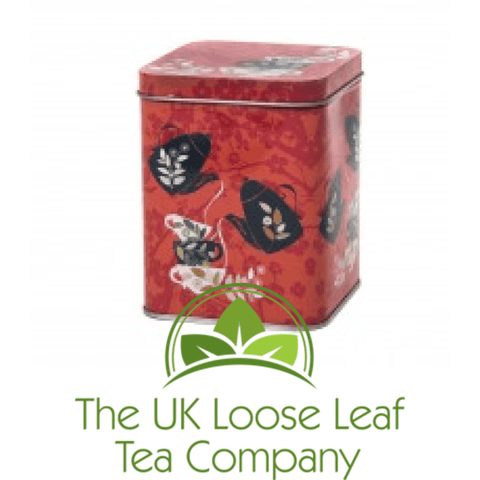 Flavours Tea Caddy