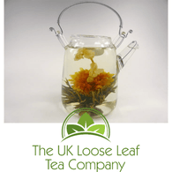 Flowering Tea (Blooming Tea) - The UK Loose Leaf Tea Company - 1