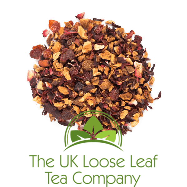 Fresh and Fruity Flavoured Infusion - The UK Loose Leaf Tea Company