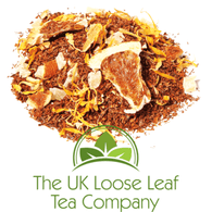 Rooibos Ginger and Orange - The UK Loose Leaf Tea Company