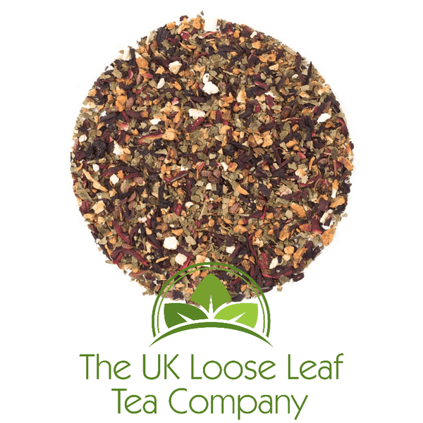 Good Vitality - Wellness Tea - The UK Loose Leaf Tea Company