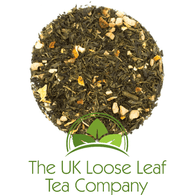 Green Ginger and Lemon Tea - The UK Loose Leaf Tea Company