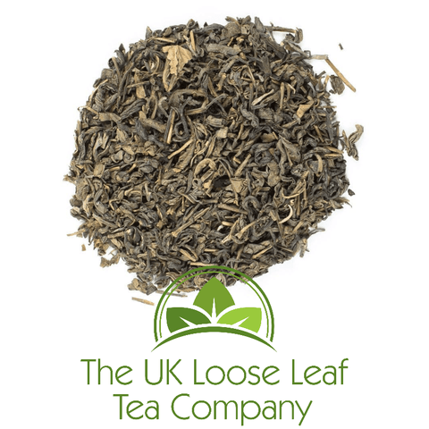Green Keemun Congou - The UK Loose Leaf Tea Company