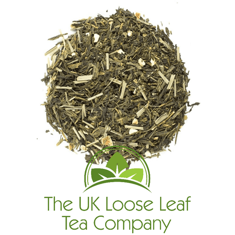 Green Lemon Tea - The UK Loose Leaf Tea Company
