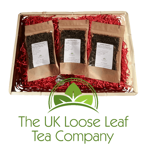 Green Tea Basket - The UK Loose Leaf Tea Company