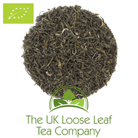 Gu Zhang Mao Jian Organic Tea - The UK Loose Leaf Tea Company