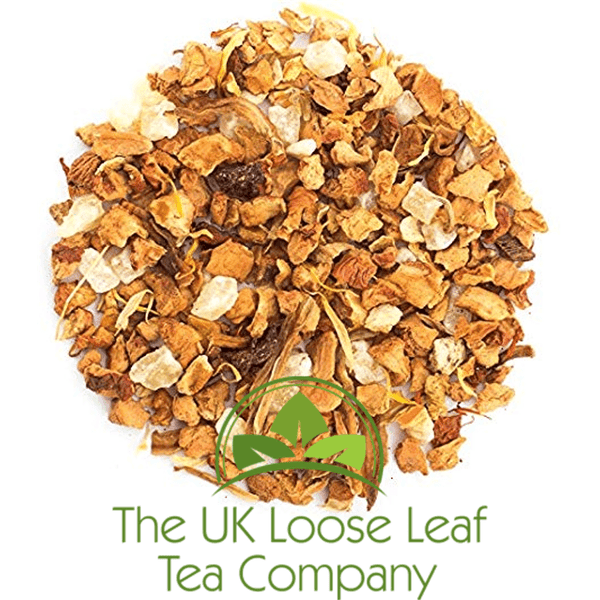 Heavenly Lemon Fruit Infusion - The UK Loose Leaf Tea Company