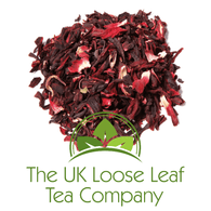Hibiscus Blossoms Tea - The UK Loose Leaf Tea Company